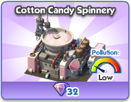 Cotton Candy Spinnery