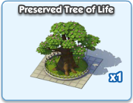 Preserved Tree of Life