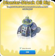Disaster-Struck Oil Rig Dialog
