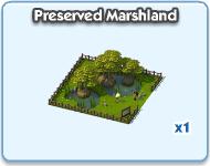 Preserved Marshland