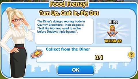 Turn Up, Cash In, Pig Out