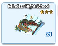 Reindeer Flight School