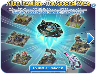 Alien Invasion - The Second Wave 2