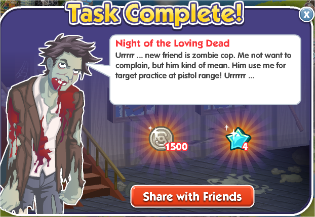 Night of the Loving Dead - Complete