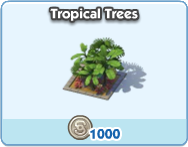 Tropical Trees 2