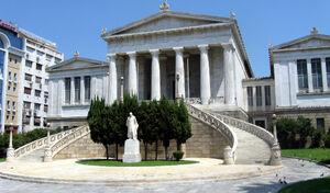 National library auronopolis