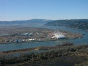 Port Westward, Columbia River