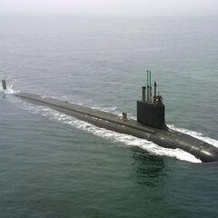 leon farraige-class attack submarine