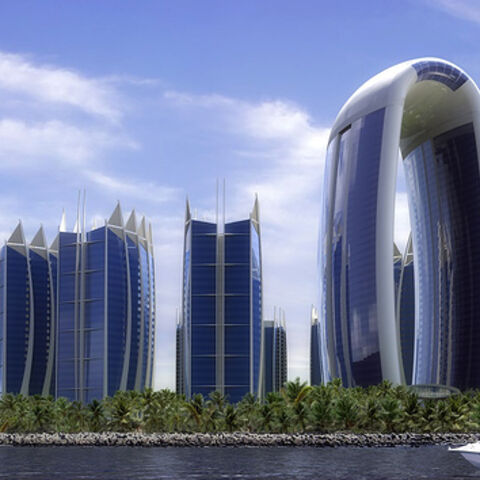 A Large Universali Hotel