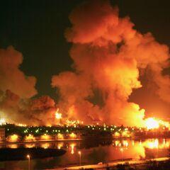 Terrorist bombing in Revolution Center, Mandarr(3509)