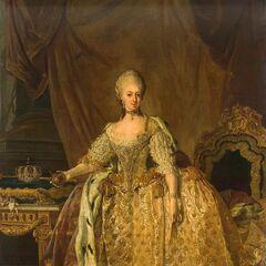 Queen Elizabeth Wolfker (1699-1798)
