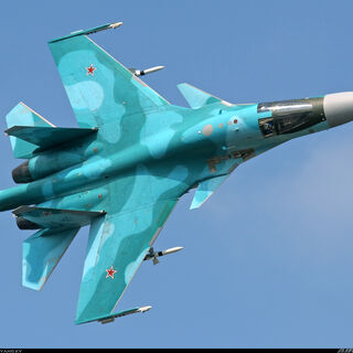 Su-43 Guardian fighter-bomber