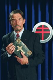 High Chancellor Adam Sutler