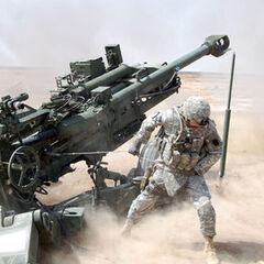 M887A2 Field Artillery