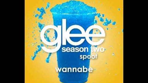 SimGM Glee Spoof - Wannabe