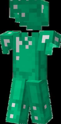 Malachite Armor