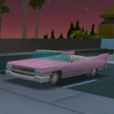 Planet Hype 50's Car