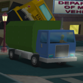 Garbage Truck - Level 5