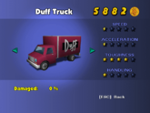 Duff Truck - Phone Booth