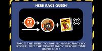 Nerd Race Queen