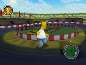 Simpsons Hit and Run Unused Bonus Track