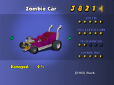 Zombie Car - Phone Booth