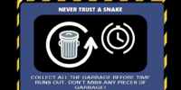 Never Trust a Snake