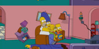 Prisoner Family couch gag