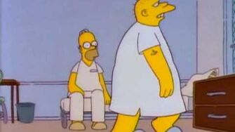 Simpsons Michael Jackson