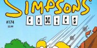 Simpsons Comics 174