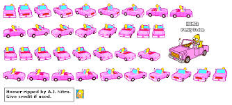 File:The Simpsons Road Rage Gameboy Advance Game Family Sedan.jpg