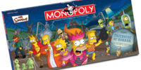 The Simpsons Monopoly: Treehouse of Horror Collector's Edition