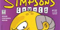 Simpsons Comics 132