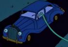 Burn's Car