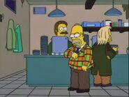 Homer Loves Flanders 52