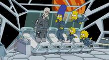 Moon Skeleton CG