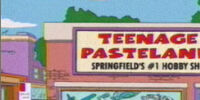 Teenage Pasteland