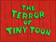 The Terror of Tiny Toon