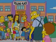 Marge vs. Singles, Seniors, Childless Couples and Teens and Gays 96