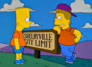 Bart and Shelby