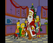 The Simpsons' Christmas Message-00001