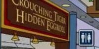 Crouching Tiger Hidden Eggroll