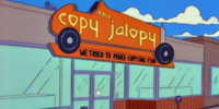 The Copy Jalopy