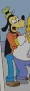 The Simpsons Goofy