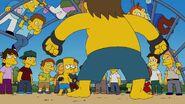 Bart vs Nelson