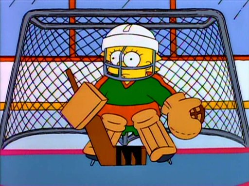 File:Lisa plays hockey.jpg