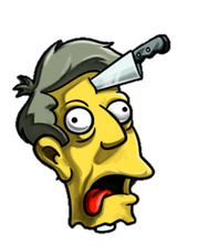 Seymour Skinner is dead. FINALLY.