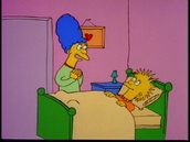 Marge Says Good Night to Lisa (Good Night)