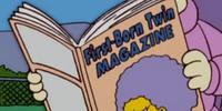 First-Born Twin Magazine