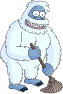 Snow Monster.